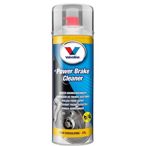 Valvoline POWER Brake cleaner, 500 ml (8bar)